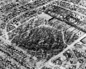 woodward aerial history